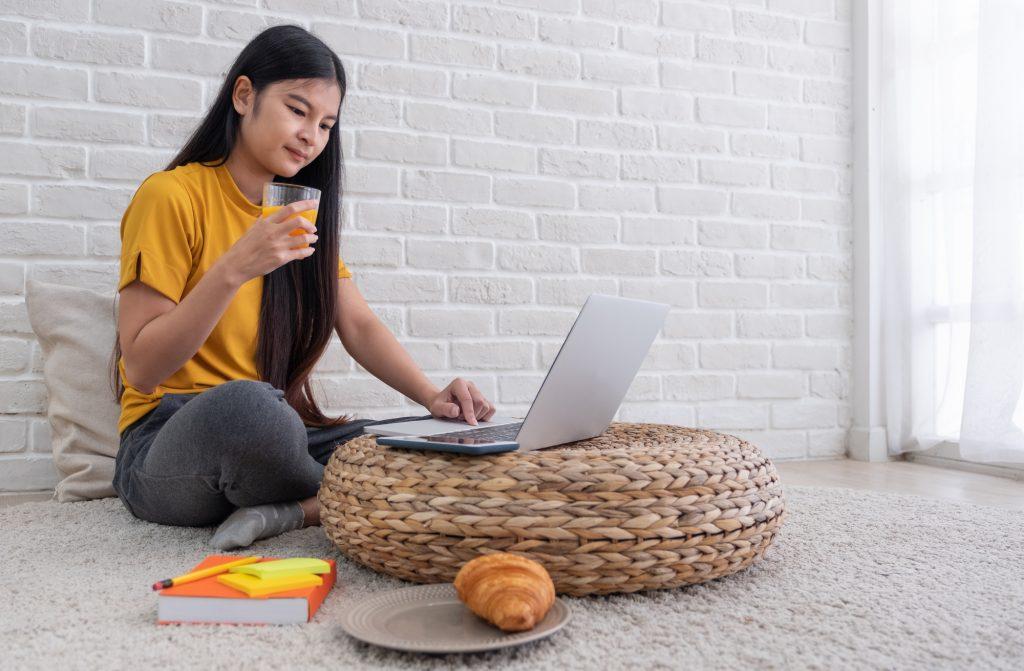 オンラインの学び